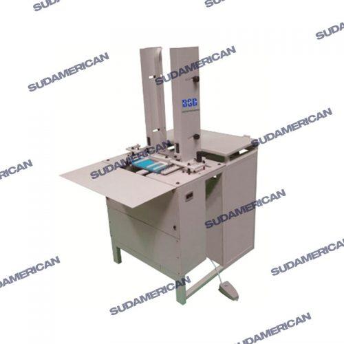 Máquina Para Grabar Correas De Cuero Bsd257
