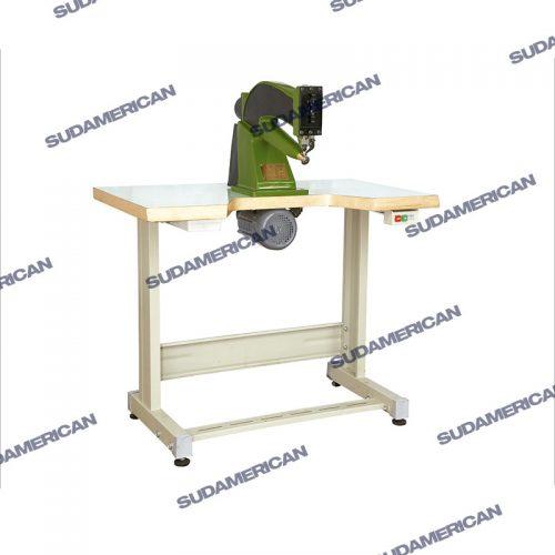 Máquina cortadora de rebabas de cuero o plantas bd208a PERÚ