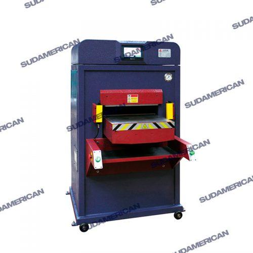 Máquina prensa de grabado de cuero estampadora de cueroycq01t PERÚ