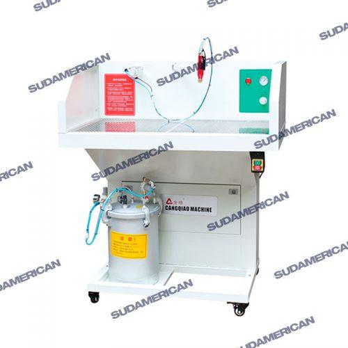 maquina aplicadora de pegamento dvp5917