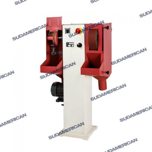 maquina cardadora lijadora de planta dvmrb1