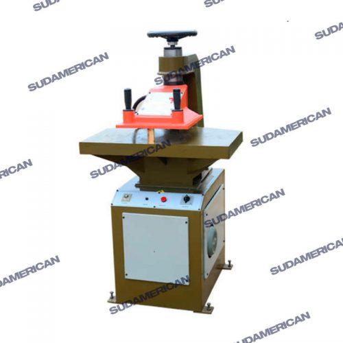 maquina troqueladora de cuero bsda100