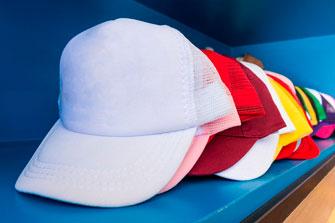 maquinas para produccion fabricacion de gorras gorros sombreros